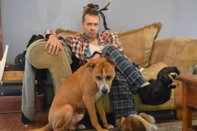 Chuck Mosley, ex Faith No More