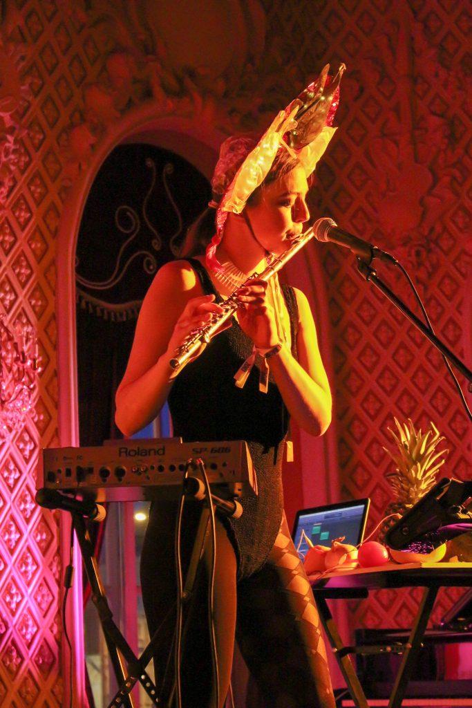 Elizabete Blačus @Tallinn Music Week